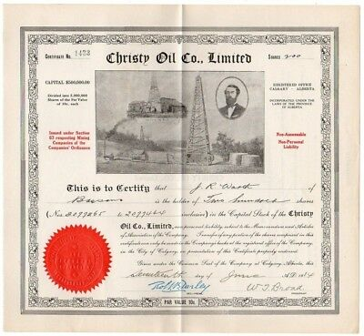 Christy Oil Co., Limited