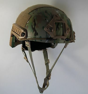 ARMA-CORE IIIA Multicam Ballistic Helmet-made from KEVLAR- DEVGRU-fast shipping!