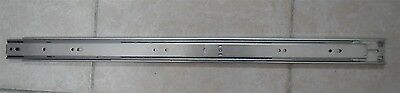 """Pair of Accuride Drawer Slides Glides Cabinet 24"""" Heavy Duty Full Extension"""
