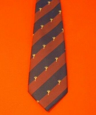 High Quality Welsh Guards Regimental Tie Welsh Guards Motif Army Tie WG Tie