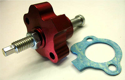 New 2009-2013 Yamaha Yzf R1 Manual Cam Chain Tensioner Red Yzfr1 Ytr1-09
