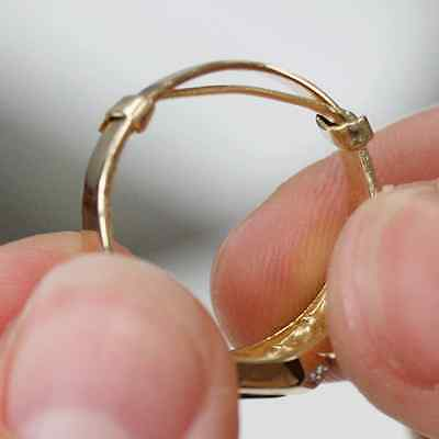 Stronghold Counter-loc Ring Guard Adjuster Very Comfortable-14 kt gold Filled