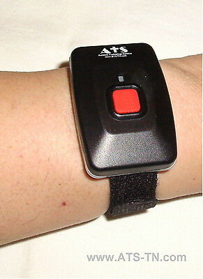 WRIST Panic Button for Personal Assistance Voice Dialer II