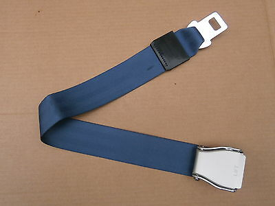 "Airlines Type A Seat Belt Extension - Fit Most Airlines"" -With Carry Bag !"
