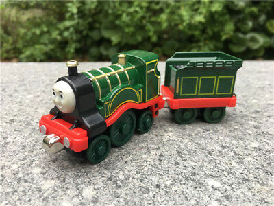 Thomas & Friends Metal Diecast Emily with Tender Toy Train New Loose