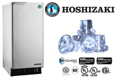 Hoshizaki Commercial Ice Machine Self-Contained Top Hat Cuber+ Built-In Sto. Bin