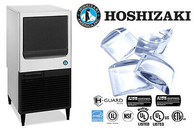 Hoshizaki Commercial Ice Machine Self-Contained Crescent Cubers With Storage Bin