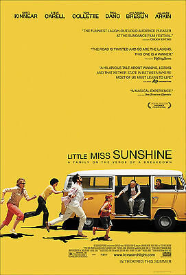 LITTLE MISS SUNSHINE Classic Movie Poster A1A2A3A4Sizes