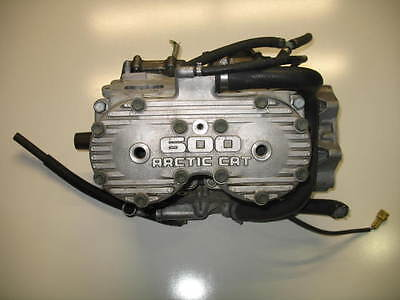 2007 - 2011 Arctic Cat 600 All Stock Motor Engine Complete - Low Miles Like New!