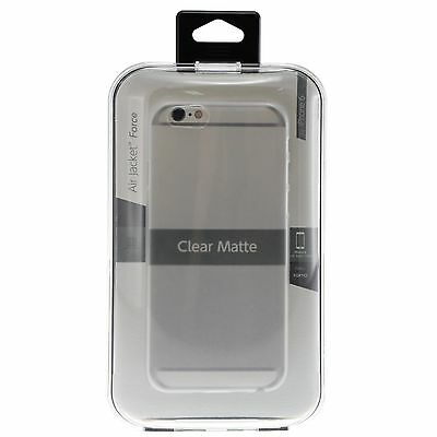"""Power Support Air Jacket Force Case for Apple iPhone 6 / 6s 4.7"""" - Clear Matte"""