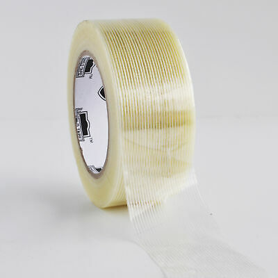 "24 Rolls Intertape Brand Filament Tape 2"" 60 Yards 3.9 Mil Packing Tapes"
