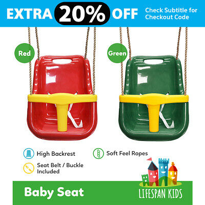 Lifespan Baby Swing Set For Swing Set Play Equipment