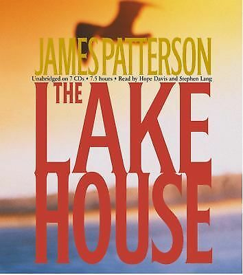 The Lake House by James Patterson (2003, CD, Unabridged)