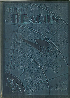 1931 Grover Cleveland High School St Louis Yearbook