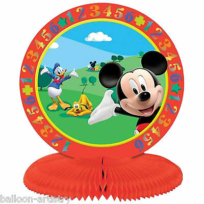 "10"" Disney Mickey Mouse Clubhouse Party Table Centrepiece Decoration"