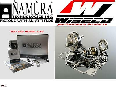 Namura Top & Wiseco Bottom End Yamaha 1993-2001 YZ80 Complete Engine Rebuild Kit