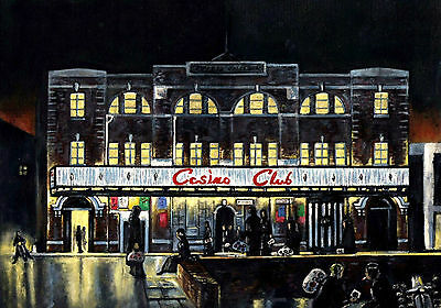 Northern Soul, 6 Prints, Wigan Casino, Northern Soul Clubs,  Neil Thompson