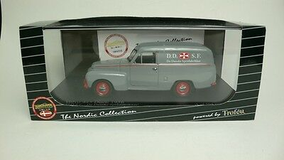 Volvo 445 Duett 1956 D.d.s.f. Nordic Collection Smnc018 1:43