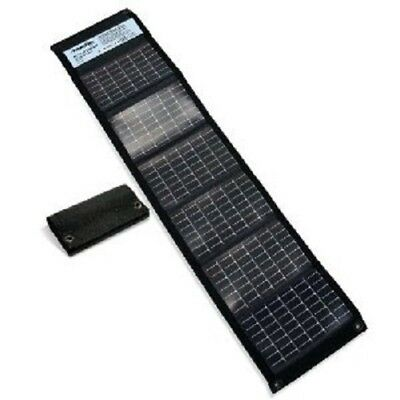 NEW PowerFilm AA Charger Portable Foldable Battery Charger Solar Panel