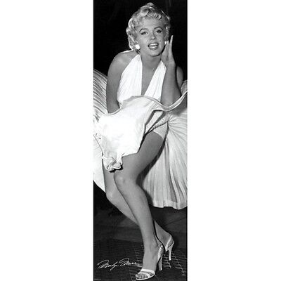 *marilyn Monroe Seven Year Itch Door Poster Sealed Film New Official*