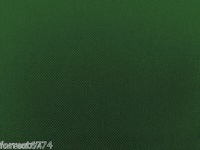 Waterproof Heavy Green Canvas Fabric -1000D Pu Back X 10Mtr With Tracking Number