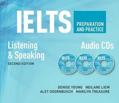 IELTS Preparation and Practice: Speaking and Listening Audio CD: Your favourite