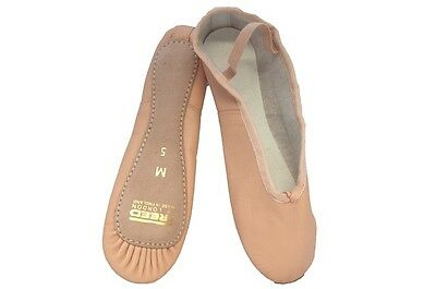 FREED Pink Leather Ballet Shoes