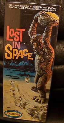 Lost in Space One-Eyed Monster Model, 1997 MISB