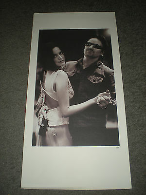 Andrea Corr/bono - Killer Print! - Limited Edition!
