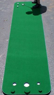 NEW Big Moss Golf COMPETITOR PRO 3' X 12' Practice Putting Chipping Green