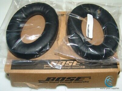 NEW GENUINE BOSE AVIATION EAR CUSHIONS EAR PADS for model A20 p/n 327079-001