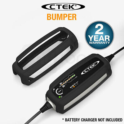 NEW CTEK Genuine Rubber Bumper Cover Battery Charger Suits MXS3.6 MXS5.0 56-915