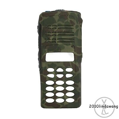 Camouflage Replacement Full-keypad Housing For Motorola HT1250 Portable Radio