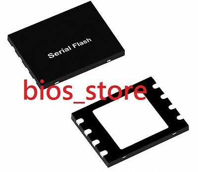 BIOS EFI Firmware CHIP : Apple MacBook Air A1466 , Logic Board Number:820-3209-A
