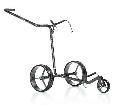 JuCad Carbon 3-rädrig - der superleichte Trolley Neu!