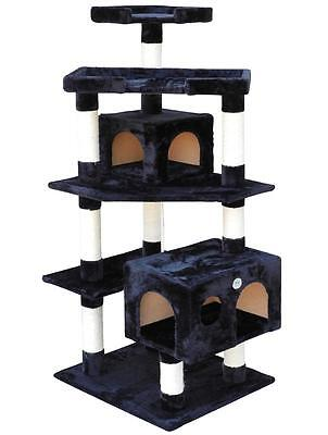 Cat Tree House Toy Bed Scratcher Post Furniture F2023