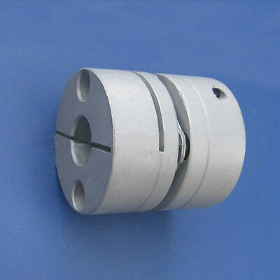 Precision Flexible Single Diaphragm Motor Coupling OD 40mm 35mm Long
