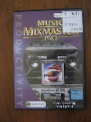 Preowned Music Mixmaster PRO Multimedia PC VGC