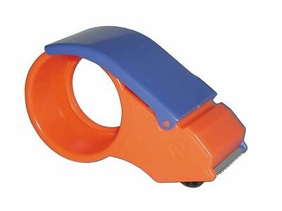 "Parcel Tape Dispenser  Gun holder  Cutter Roll Quality Manual Hand use 2 "" 48 50"