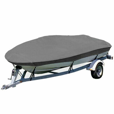 【15%OFF $46】12-14ft 3.6-4.2m Boat Cover Trailerable Heavy Duty Marine Grade