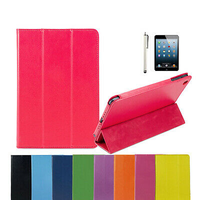 iPad 4 3 2 Case for Apple - Premium PU Leather Stand Fold Smart Cover