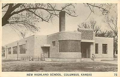 KS-COLUMBUS-NEW HIGHLAND SCHOOL-Q23203