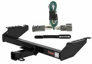 Curt Class 3 Trailer Hitch & Wiring for 87-96 Ford F-150 / F-250 / F-350