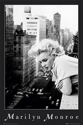 *marilyn Monroe Beautiful Sexy Wall Poster Sealed New Official*