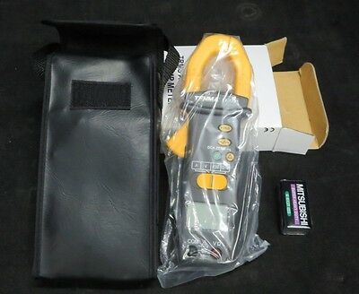 "TENMA 72-7221 TRMS AC/DC KW Clamp Meter ""NEW""*"