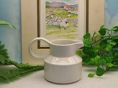 CLEARANCE SALE  Midwinter Stonehenge White Creamer  EXCELLENT England