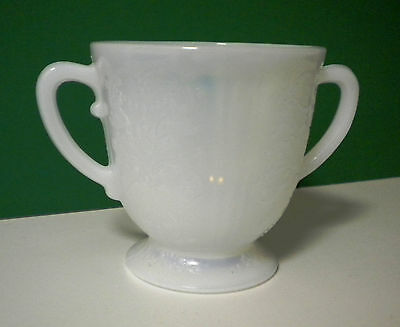 MacBeth Evans American Sweetheart Monax Sugar Bowl