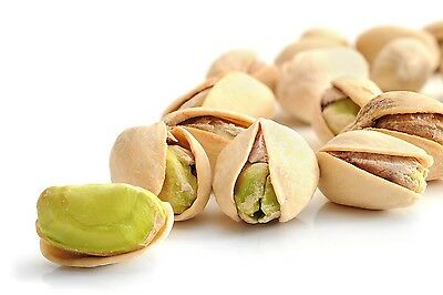 SweetGourmet Pistachio Nuts in Shells - Roasted & Salted: 5LB- FREE SHIPPING!
