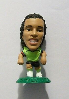 Microstars BARCELONA (AWAY) RONALDINHO Germany S2 GREEN BASE MC7502