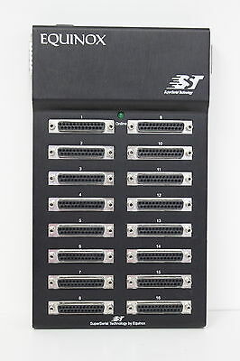 Equinox 790125-1 Pm16-Db 16 Port Module With Warranty